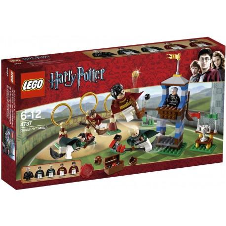 lego harry potter 4737 quidditch match