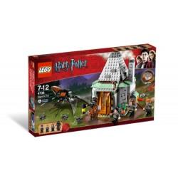 choza lego harry potter de Hagrid 4738