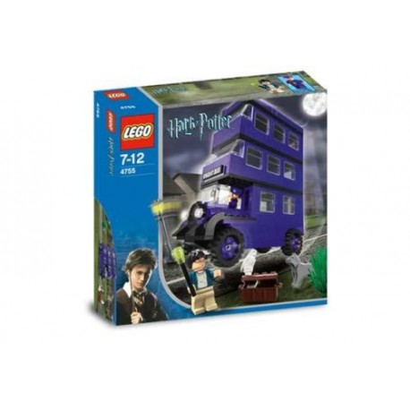 lego harry potter knight bus 4755