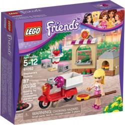 LEGO Prietenii lui 41092 Stephanie pizzeria 41092 nou în cutie sigilat