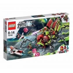 lego galaxy squad hive crawler 70708