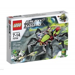 lego galaxy squad 70706 crater creeper