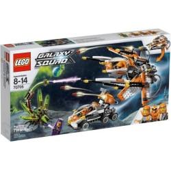 escuadrón galaxia lego bug obliterator 70705
