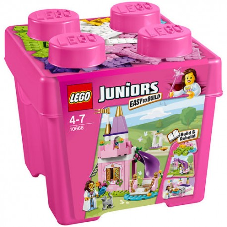 lego juniors the princess play castle 10668