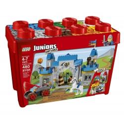 hrad Lego Juniors rytiersky 10676