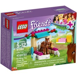 LEGO Friends 41089 Little Foal 41089 New In Box Sealed