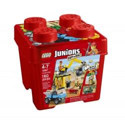 LEGO juniori 10667 būvniecība