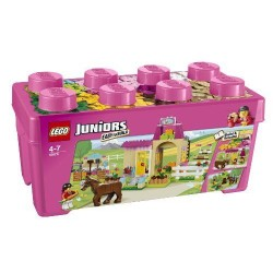 lego Junior Ponyhaus 10674
