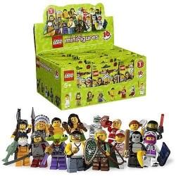 ミステリーパックのレゴ8803 Minifiguresシリーズ3