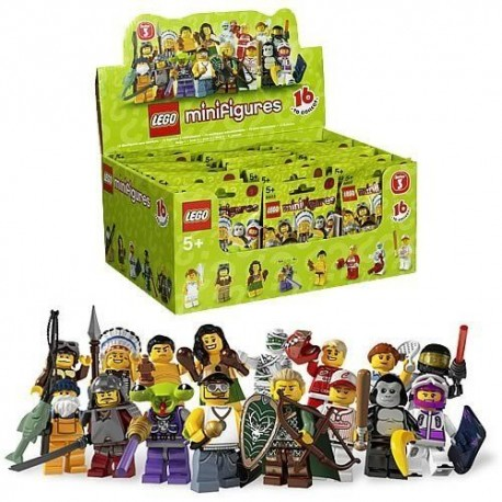 lego 8803 Minifigures Series 3 of Mystery Pack