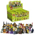 lego 8803minifigures series 3 of mystery pack (foil pack)