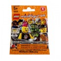 lego 8804 minifigures series 4 of mystery pack (foil pack)