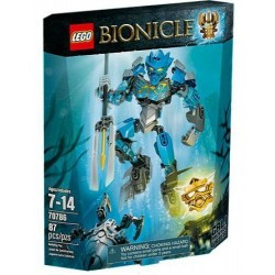 LEGO Bionicle gali padrone di 70786 acqua