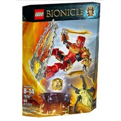 lego bionicle tahu master of fire 70787