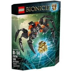 lego Bionicle pán lebky pavúky 70790