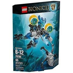 protector Bionicle lego de 70780 de apă