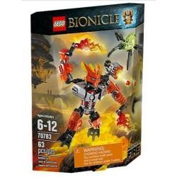 火災70783のレゴバイオニクルプロテクター