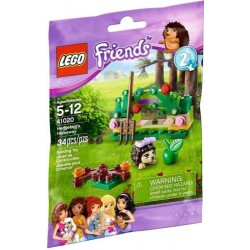 LEGO Friends 41020 Hedgehog Hideaway Play set New In Box Sealed