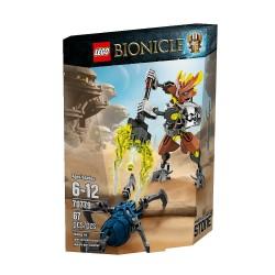 LEGO Bionicle защитник камня 70779