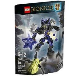 LEGO Bionicle 70781 beskyddaren av jorden