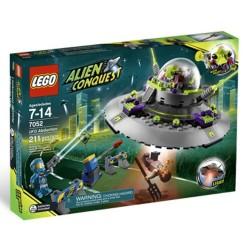 LEGO stranca osvajanja NLO otmicu 7052