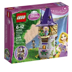 lego disney prinsesse Rapunzel kreativitet tårn 41054