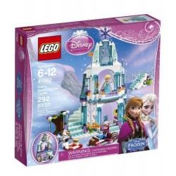 ディズニープリンセスエルザの輝く氷の城をLEGO 41062