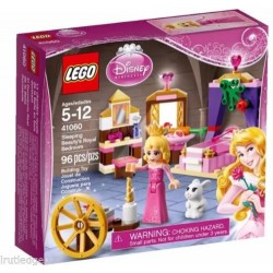 lego koninklijke slaapkamer Disney Princess slapende schoonheid van 41.060