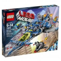 LEGO фильм корабль Бенни! 70816