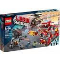 lego movie rescue reinforcements 70813