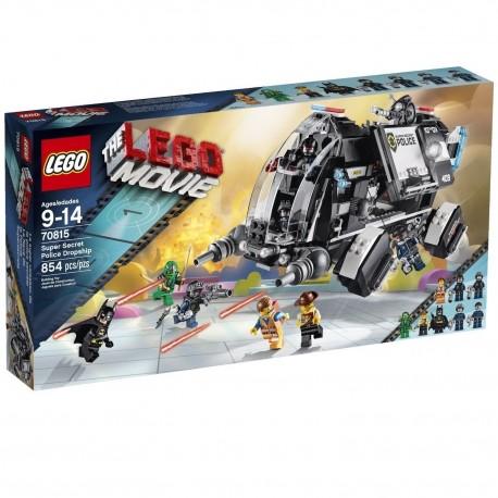 lego movie super secret police dropship 70815
