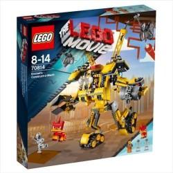 Конструкция-о-мех LEGO муви 70814 Эммет в