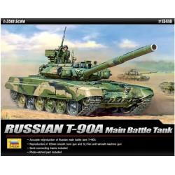 akadémie 1/35 ruština T-90A hlavný bojový tank Zvezda Lag. 13418