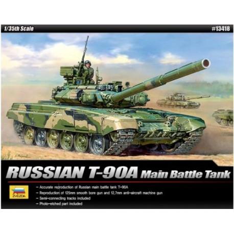 academy 1/35 russian T-90A main battle tank zvezda Inj. 13418