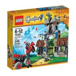 Castillo de Lego 70402 The Raid MISB Gatehouse