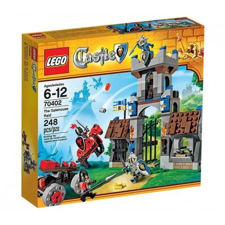 Lego Castle 70402 The Gatehouse Raid MISB