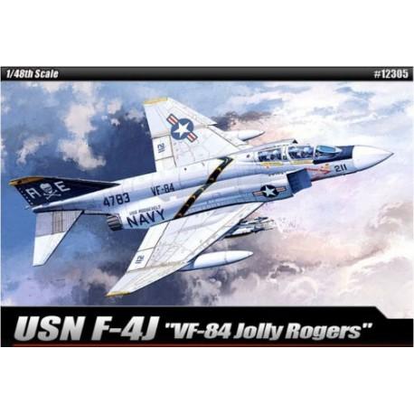 1/48 USN F-4J VF-84 jolly rogers 12305