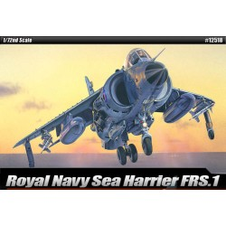 1/72 royal navy sea harrier FRS.1 italeri academy 12518