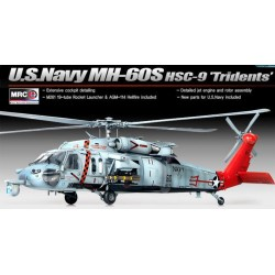 アカデミー/ 35米海軍MH-60S HSC-9 tridents mrc12120