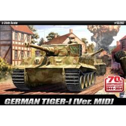 germană tigru-i ver.mid (13287) 1/35