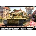 german tiger-i ver.mid(13287) 1/35