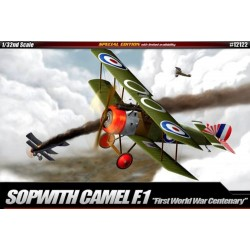 1/32 sopwith camel F1 first world war centenary fighter ACD12122