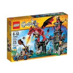 Lego Castle 70403 Sárkány Mountain MISB