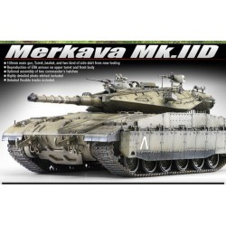 "merkava Mk.IID ""israel defense forces""(13286) 1:35 academy"