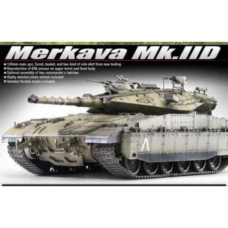 "merkava Mk.IID ""israel defense forces""(13286) 1:35 academy"