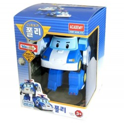 academy robocar transformer robot poli