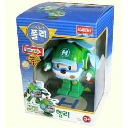 academy robocar transformer helli