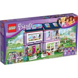 LEGO Barátok 41.095 Emma House 41095 New In Box Sealed