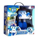 walking talking robocar poli