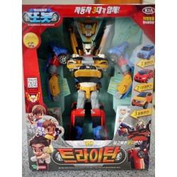 tobot trasformatore Tritan robot